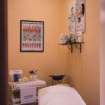Lettino trattamenti e massaggio
