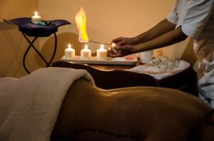Massaggio cupping Elisir di Priscilla
