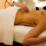 Massaggio cupping dettaglio a Roma