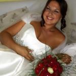 Sposa truccata a Monterotondo